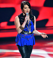 "Katie Stevens singing ""Baby, What Do You Want From Me"" - american-idol photo"