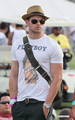 Kellan Lutz - Coachella - twilight-series photo