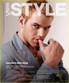 Kellan Lutz - VMan Style - twilight-series photo