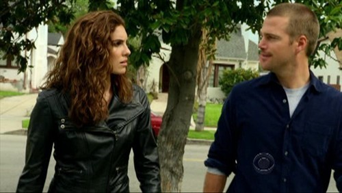 Kensi & Callen - callen-and-kensi Screencap