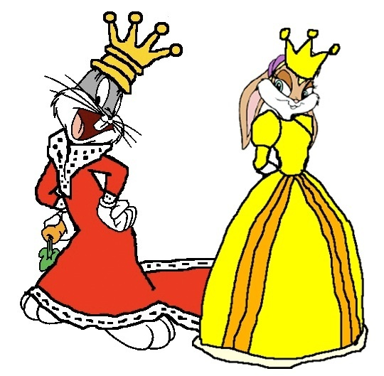 King Bugs and Queen Lola