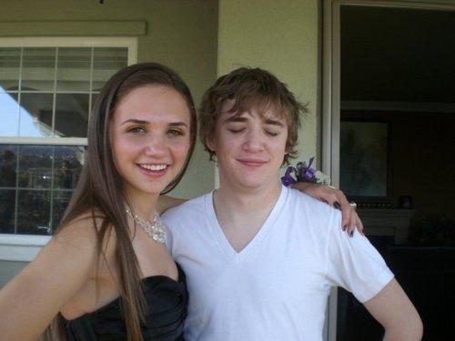 Kyle & Sister