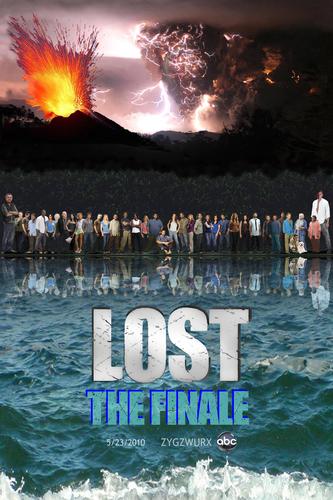 Lost Finale Fan-Poster