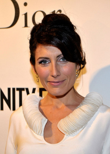 "Lisa Edelstein -Vanity Fair And Dior Host Kimberly Brooks' ""The Stylist Project"" Exhibition"