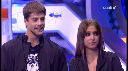 Luis y Ana Fernandez en el Hormiguero