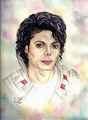 MJ - Captain Eo - captain-eo fan art
