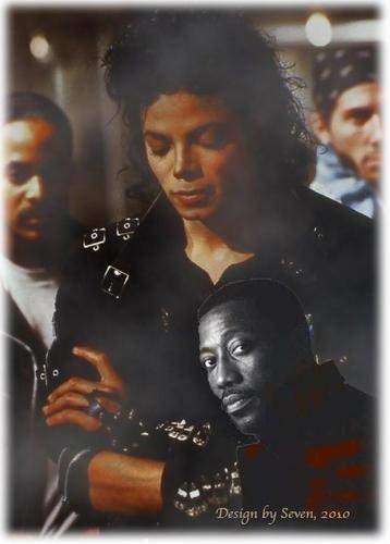 MJ & Snipes
