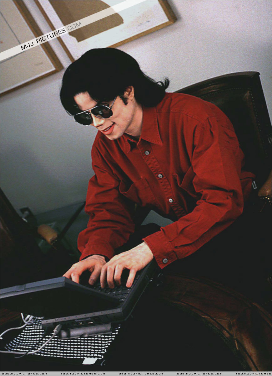 MJ on the internet....