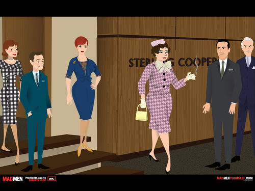 Mad Men Yourself