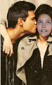 Me with Prince Paris with Taylor Lautner FAKe