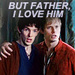 Merthur  - arthur-and-merlin icon