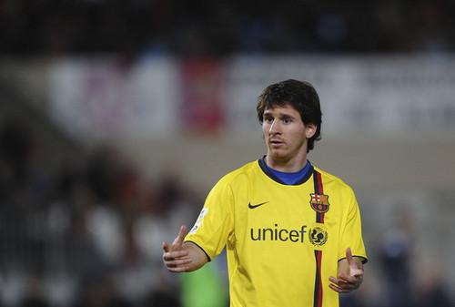 Messi.