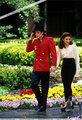 Michael and Lisa - michael-jackson photo