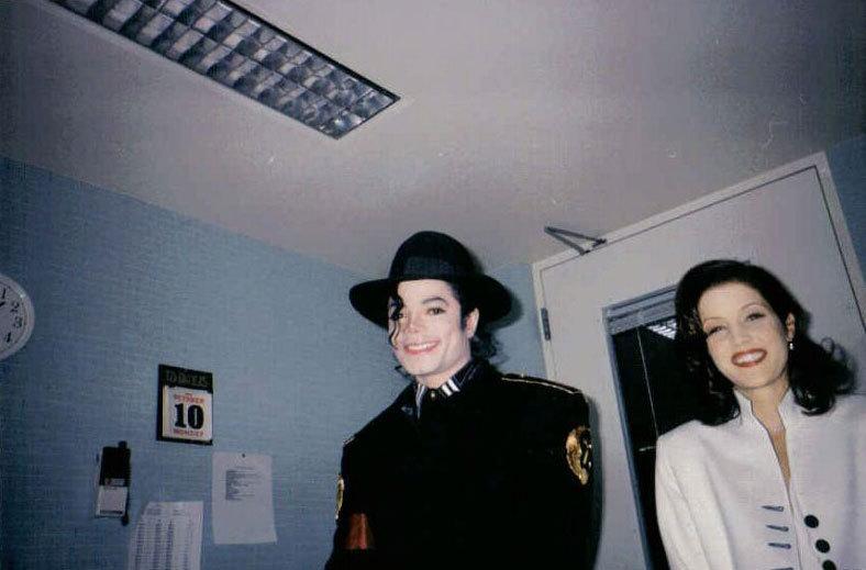 Michael and Lisa