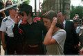 Michael and Lisa - michael-jackson photo