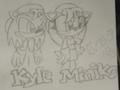 Miniko and Kyle