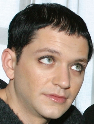 Brian Molko wallpaper entitled My Baby Nancy Boy!