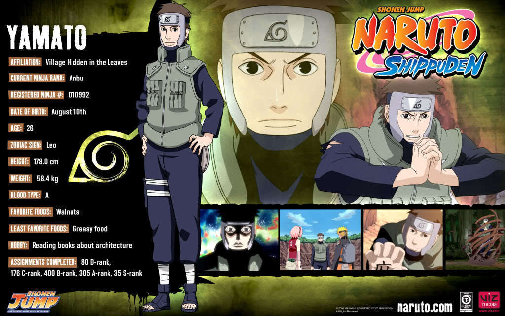 Naruto: Shippuden wallpapers - naruto Wallpaper