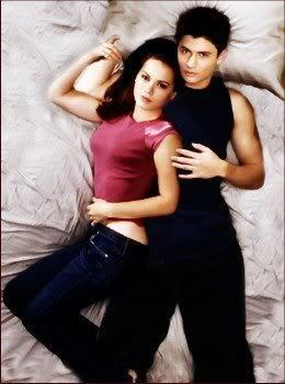 Naley wallpaper entitled Nathan & Haley