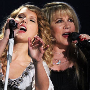Nicks and Swift Duet