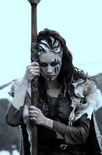 Olga Kurylenko | Centurion Production Still
