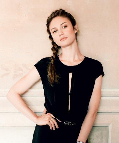 Olga Kurylenko | OK! Magazine (Russia) Photoshoot