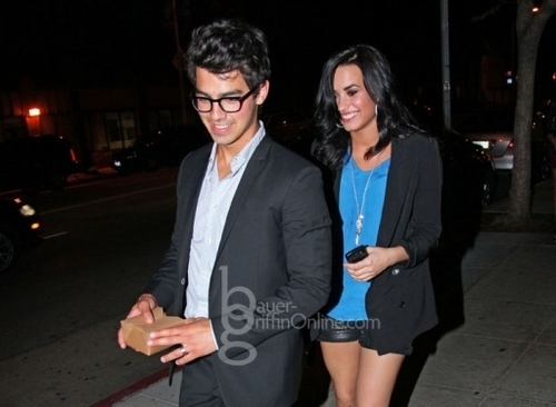 Out at Farfalla Restaurant in Los Feliz, CA. 14.04.