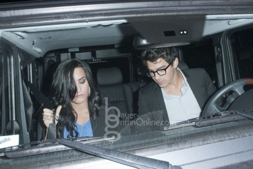 Jemi wallpaper titled Out at Farfalla Restaurant in Los Feliz, CA. 14.04.