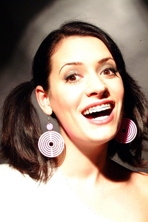Paget Brewster wallpaper titled Paget!