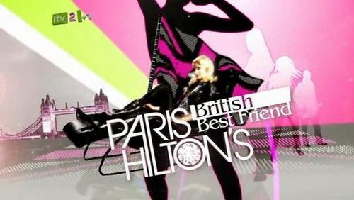 Paris' British Best Friend