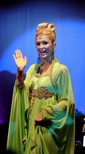 Paris Hilton's Dubai Best Friend