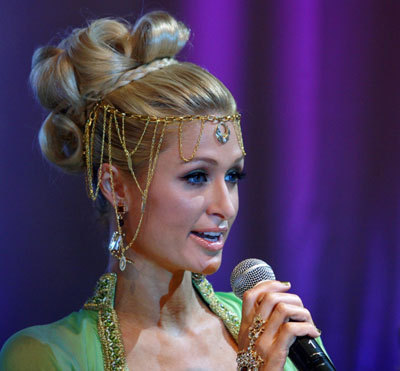 Paris Hilton's Dubai Best Friend