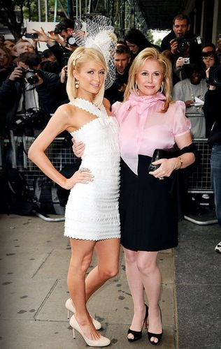Paris & Kathy Hilton
