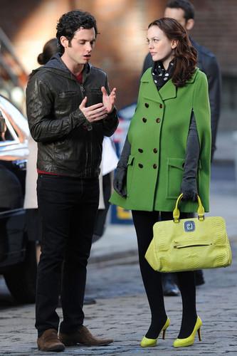 Penn & Leighton (Dan & Blair)