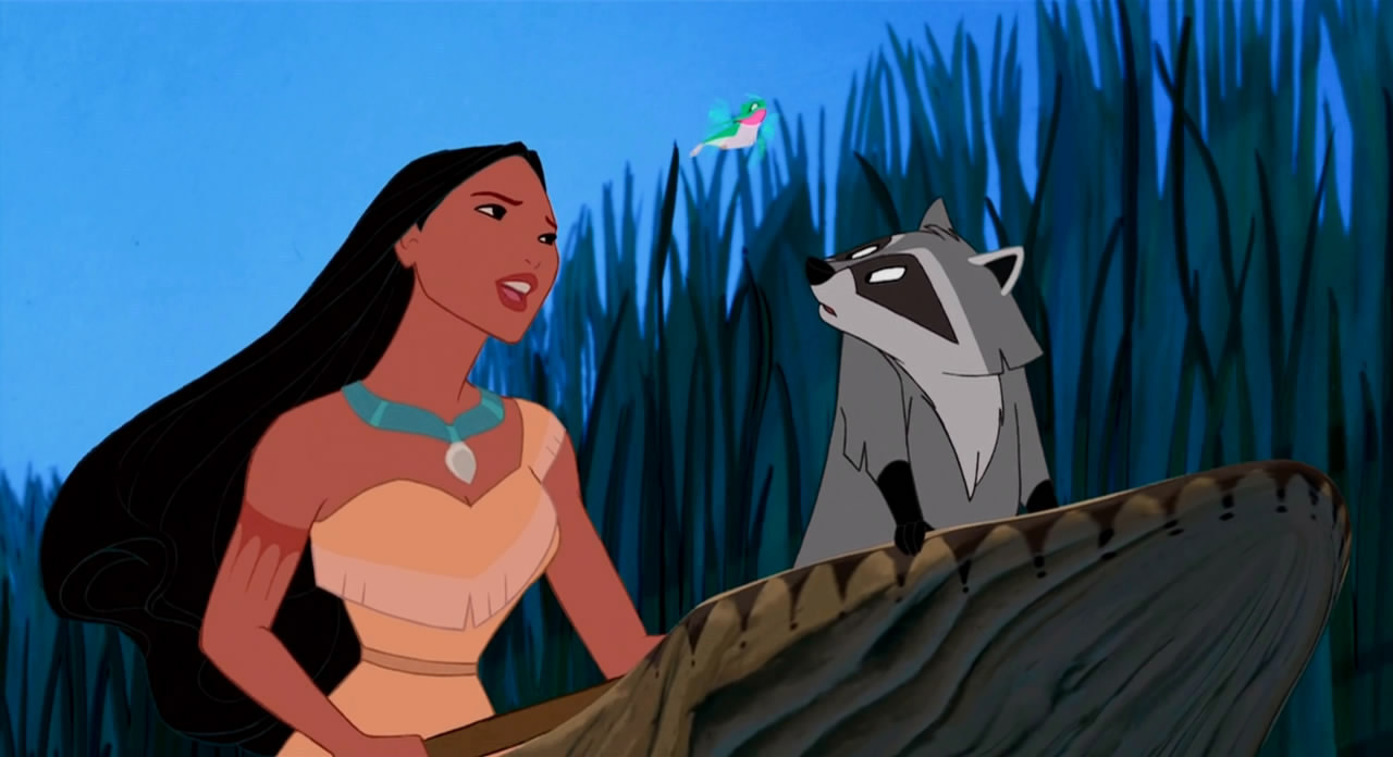 pocahontas Dream big, princess explore the world of pocahontas through games, videos, activities, movies, products, and more.