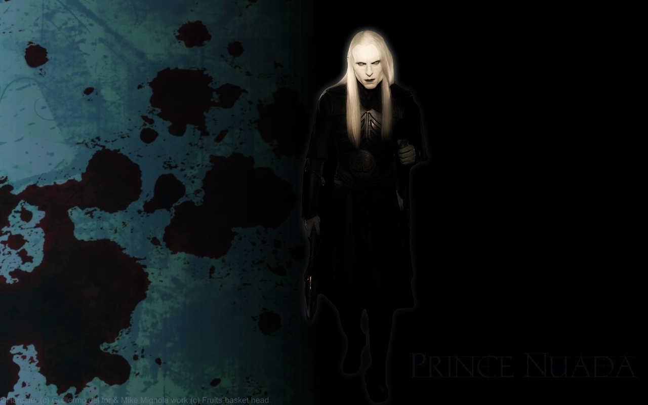 ... Silverlance images Prince Nuada HD wallpaper and background photos