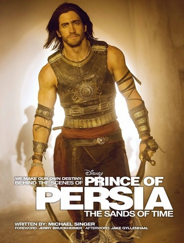 Prince of Persia New Movie Poster
