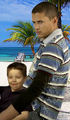 Prison Break - Michael and his little son MJ