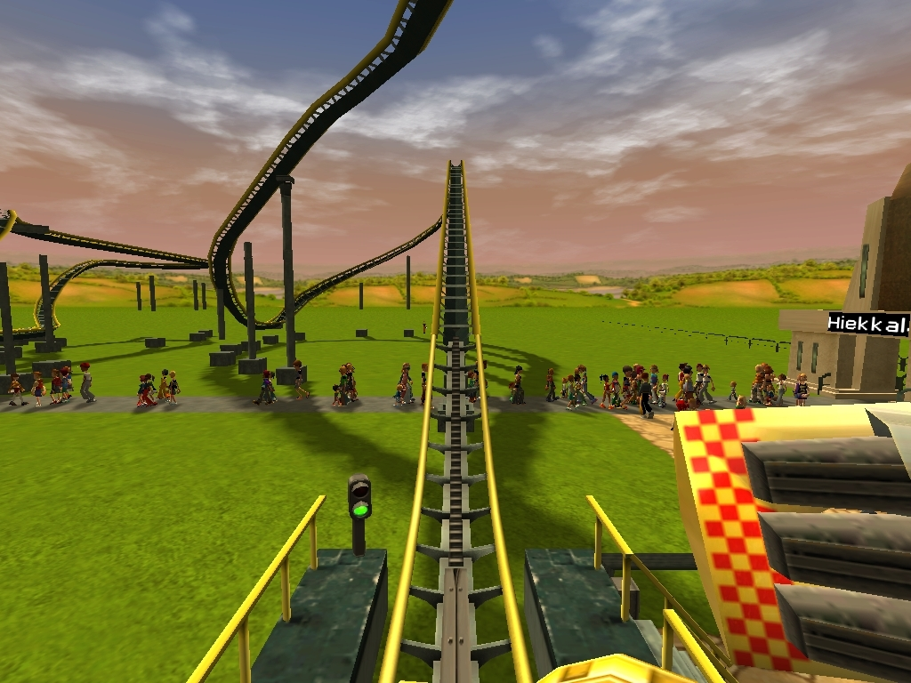 rollercoaster tycoon images rollercoaster tycoon 3 hd wallpaper and