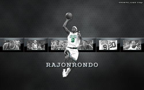 Rajon Rondo wallpaper called RR
