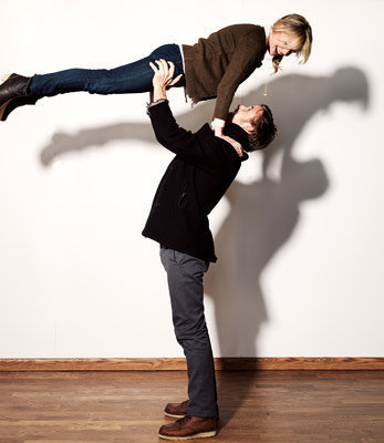 Ryan gänschen, gosling & Michelle Williams Sundance 2010 Photoshoot