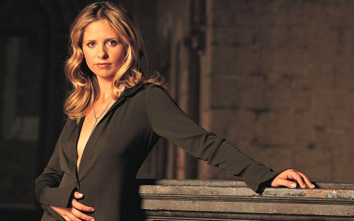 Sarah Michelle Gellar wallpaper entitled SMG