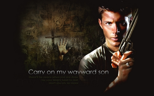 dean winchester wallpaper called SPN