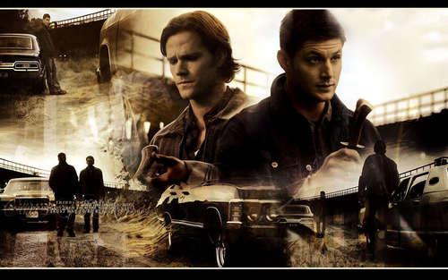 Supernatural wallpaper entitled SPN