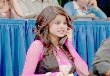 Selena Gomez as Mikayla!