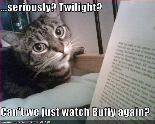 Seriously, Twilight?