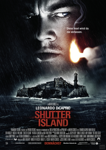 快门 Island German Movie Poster