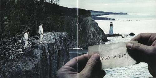 शटर Island Soundtrack जैकेट