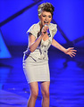 "Siobhan Magnus singing ""Suspicious Minds"" - american-idol photo"