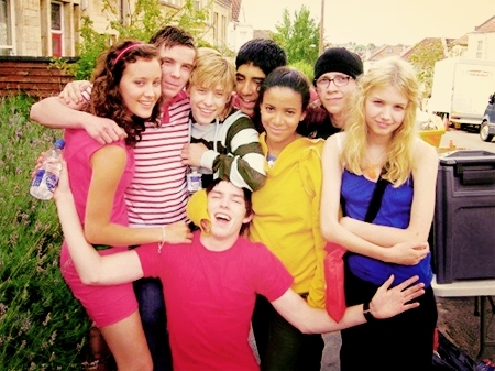 Skins first generation <3